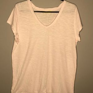 Ann Taylor Women's Sunwashed Scoop Neck T XXL